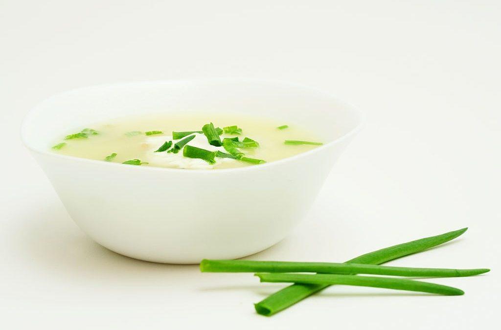 Mutfağımdan | Terbiyeli Tavuk Çorbası (4 kişilik)